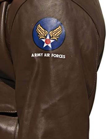 A-2 Intermediate Flying Jacket, Pferdeleder (L) -