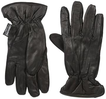 Dorfman Pacific Frauen Lammleder gefütterte Handschuhe Fahren, groß / X-groß, Schwarz -