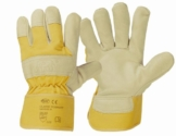 Feldtmann 375 Handschuh Schweinsleder weich Größe 10,5 Classic-Elephant -