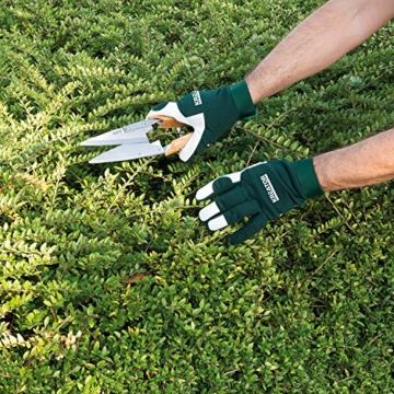 Gartenhandschuhe Arbeitshandschuhe aus Schweinsleder - mit Klettverschluss Gr. XXL -