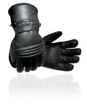 Neue Qualität Rindsleder professionellen Leder Motorrad-Handschuhe Motorcycle Gloves -