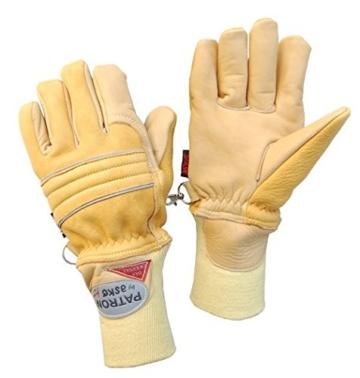 Askö Patron Fire Elk Gr. 8 - Handschuhe - Feuerwehr Handschuhe -