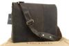 """Extra große 17""""-Laptop-Umhängetasche von Visconti - Jägertasche - Moorbraun (16019) - GRÖßE: B: 42 H: 32 T: 12 cm -"""